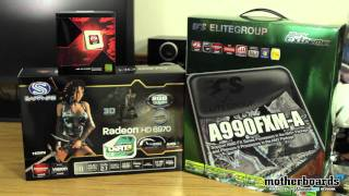AMD Scorpius Platform System Build Preview_ FX 8120 CPU, HD 6970 & ECS A990FXM-A Motherboard