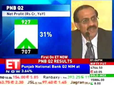 PNB Q2 net up 31 per cent at Rs 927 crore