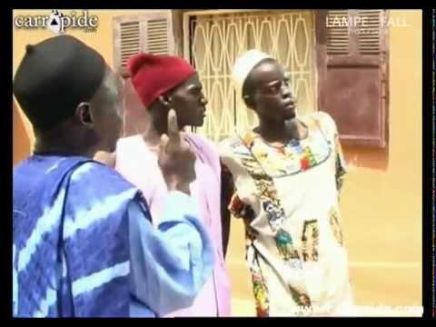 CagGante - INTEGRALE - Théâtre Sénégalais (Comedie)