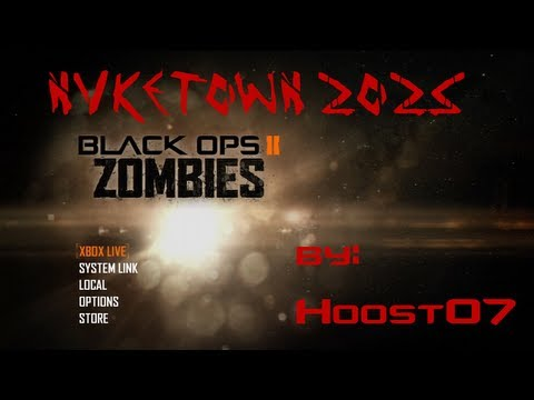 Nuketown Zombies   All Perk. PaP. and Mystery Box Locations   Call of Duty: Black Ops 2 Zombies