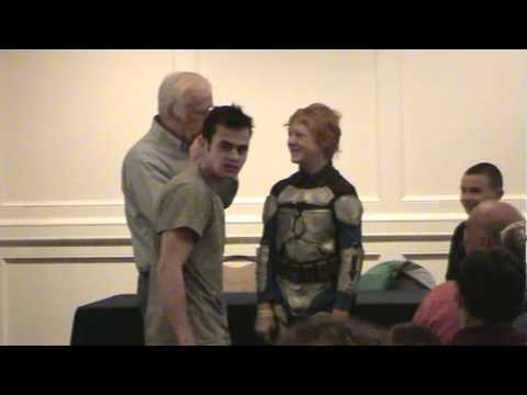 Boba Fetts Actor Boba Fett Auditions