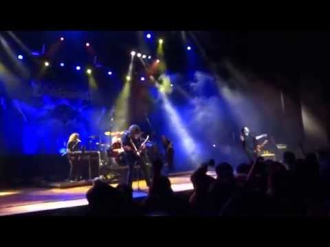 BLIND GUARDIAN - Andre Olbrich guitar solo -