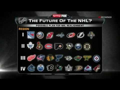 Possible plan for NHL
