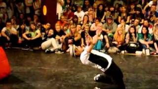 Salah 2011 Presentation Rytm Ulicy Popping Style