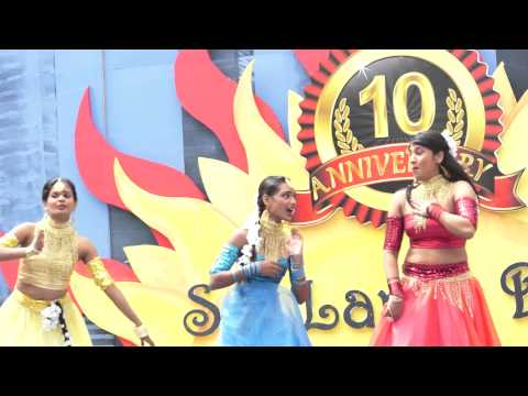 Sri Lanka Day 2013 Samanal Haguman Athare video
