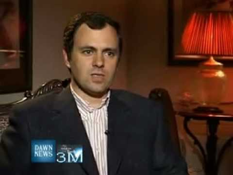 How To Kill A Devil : Omar Abdullah on Kashmir : Part # 2.