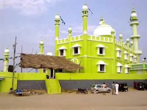 vizhinjam mosque, Vizhinjam MUHYYADDEEN PALLI, Thiruvananthapuram