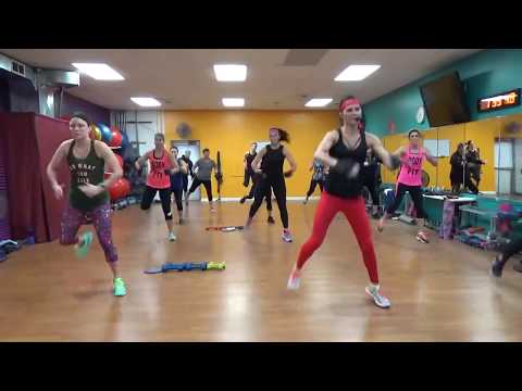 Cardio Kickboxing/Bootcamp