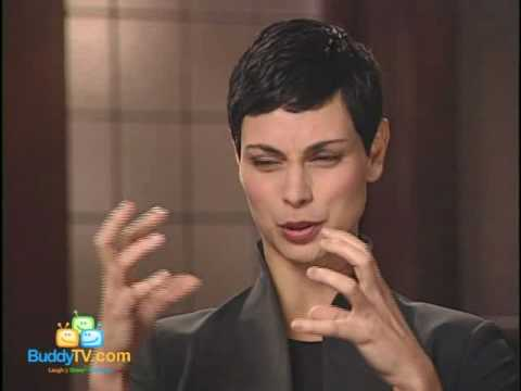 Exclusive Interview with Morena Baccarin of V Video