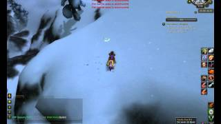 Pet battle area is obstructed #3 = rare Arctic Fox kit WoW gameplay - GogetaSuperx