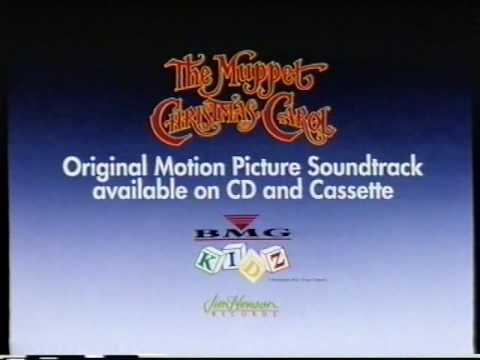 Original VHS Closing: Muppet Christmas Carol (UK Retail VHS)