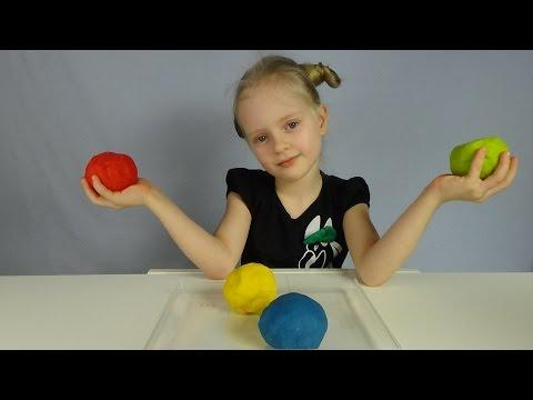 Плей До Пластилин Как сделать самим Play Doh на сайте doc-lab.ru