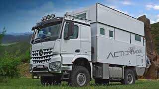 AROCS HD Expedition motor home