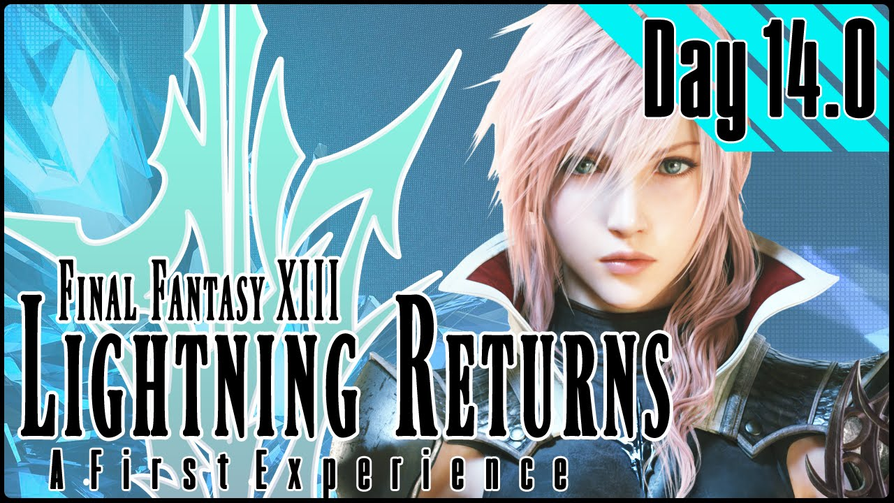 Final fantasy 13 lightning returns serah