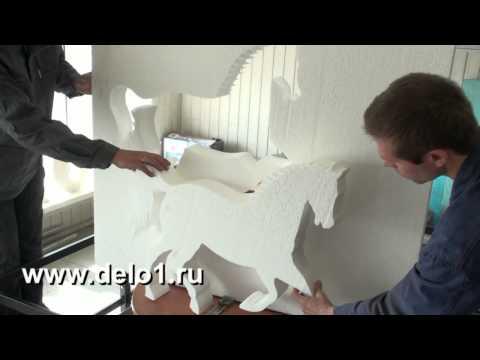 Станок для фигурной резки пенопласта ФРП - 01