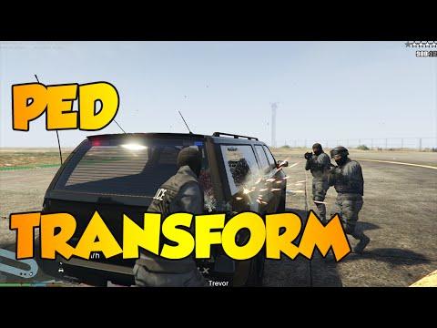 Ped Transform v0.2
