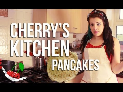 Cherry's Kitchen - How To Make Pancakes