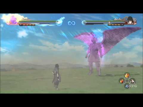 Naruto Shippuden: Ultimate Ninja Storm 4 - All Susanoo Forms (HD) [1080p60FPS]