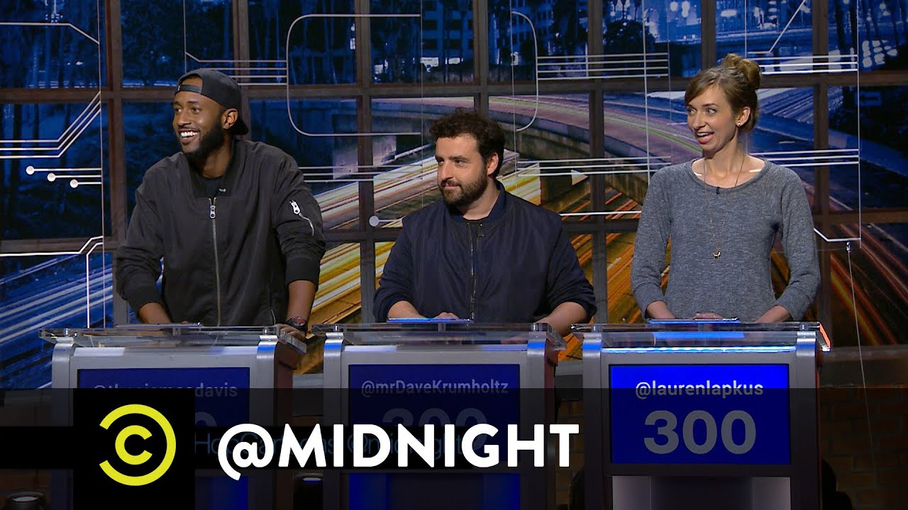 #HashtagWars Recap - Week of 10/5 - @midnight with Chris Hardwick