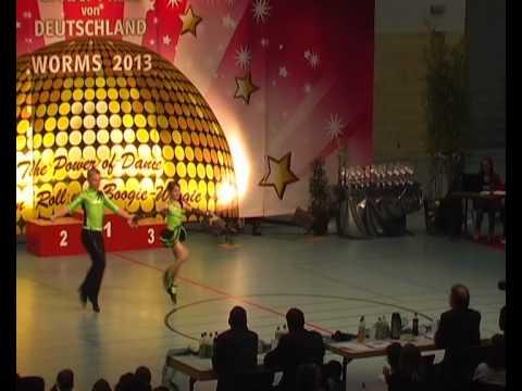 Josephine Fritz & Martin Lange - Großer Preis von Deutschland 2013