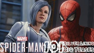 Spider-Man PS4: 101 - BIG Silver Lining DLC Teases!!! Grand Finale, Suit Tease, & More!!!