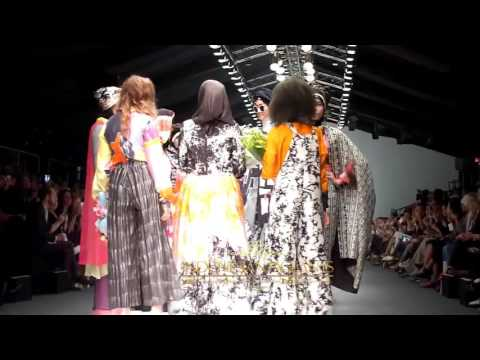 Co Identity Dian Pelangi with London Of Fashion Jakarta Fashion Week 2016 Senayan City
