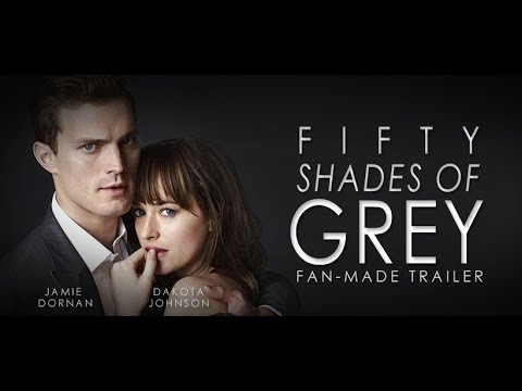 Fifty shades of grey trailer offical cast youtube for Youtube 50 shades of grey movie