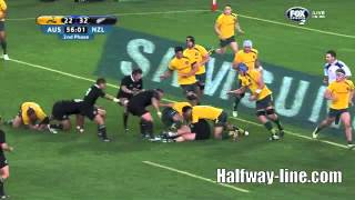 Ben Smith Hat Trick Vs Australia