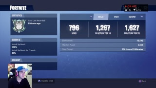 SKILLED CONSOLE PLAYER // 1384+ WINS // TOP FORTNITE PLAYER
