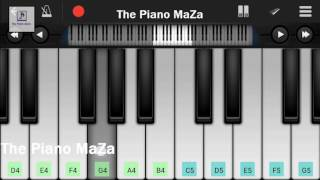 download lagu Aankhon Mein Teri  Easy Piano Tutorial  Om gratis