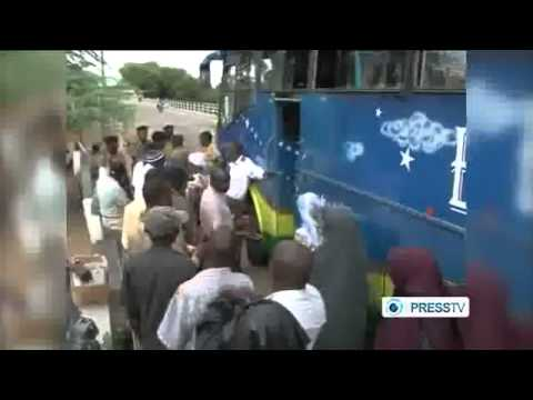 Kenyan Forces Abused Somali Refugees - somali video