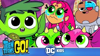 Teen Titans Go! En Latino | ¡Sobrecarga De Lindura! | DC Kids