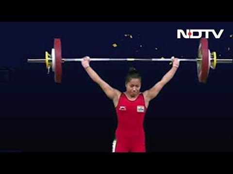 Mirabai, Sanchita Set Up India's Golden Run In CWG Weightlifting