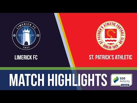 HIGHLIGHTS: Limerick 0-4 St Patrick's Athletic