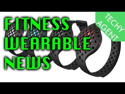 MISFIT Flash Link, MOOV Now, POLAR Loop 2 - Fitness News