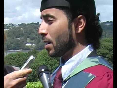 Sheikh Hazza bin Sultan bin Zayed Al Nahyan Graduation