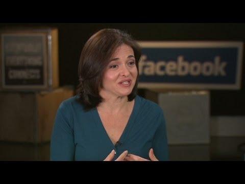 Sheryl Sandberg: What I learned from Google