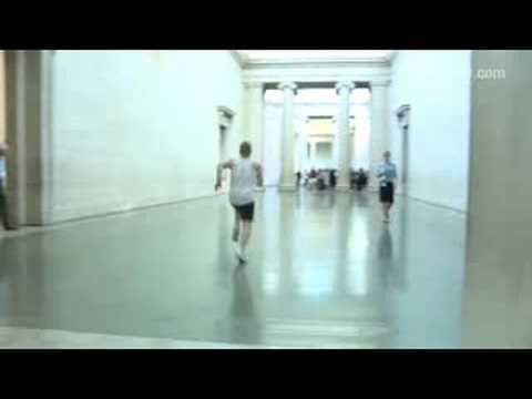 artreview.com presents: Martin Creed at Tate Britain