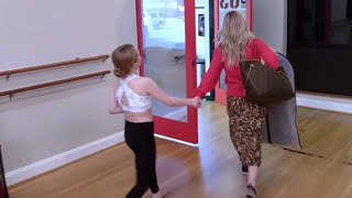 Ashley DRAGS Pressley Out Of Rehearsal | Dance Moms | Season 8, Episode 7