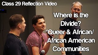 """Where is the Divide?: Queer & African/African American Communities"" #Soc119"