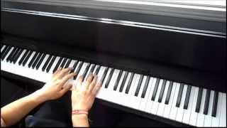 K (Project) - Tsumetai Heya, Hitori - Piano - Laurits Campen