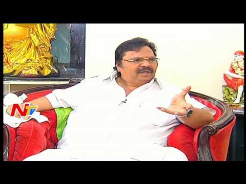 Dasari Narayana Rao About Issues With Chiranjeevi  |  NTV