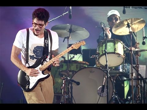 John Mayer - Mannish Boy & Vultures - #MIA 2014