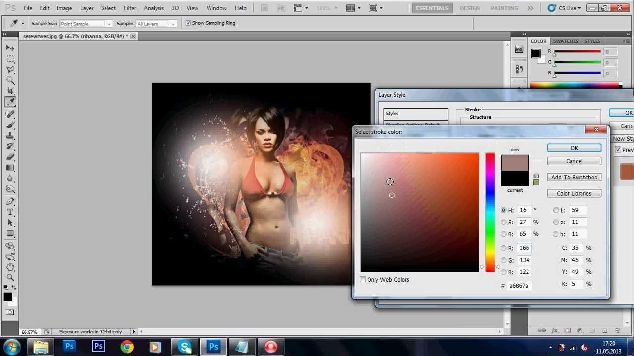 Photoshop Tutorials Graphic Design Adobe Photoshop Tutorial