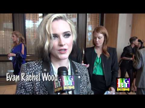 EVAN RACHEL WOOD HOT & Bisexual!