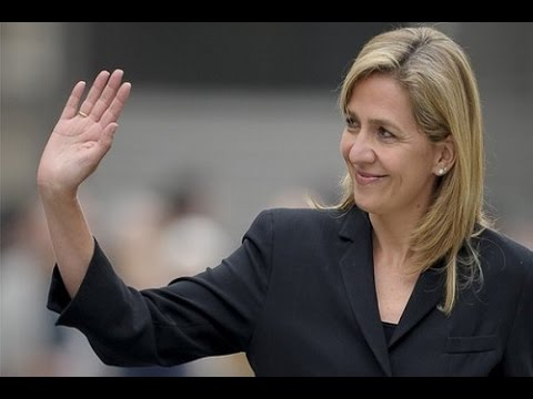 Infanta Cristina of Spain faces trial for tax evasion
