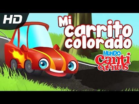 Canticuentos Mi Carrito Colorado Video Animado
