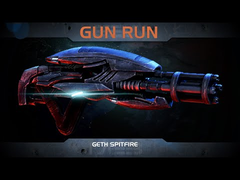ME3M: Geth Spitfire | Guide to Guns
