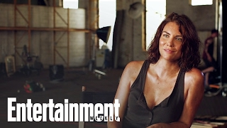 The Stars Of The Walking Dead Share Secrets About Their Castmates | Entertainment Weekly