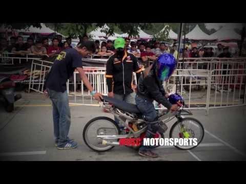 YAMAHA 125Z STD BODY - KBS MALAYSIAN DRAG RACE 2013 R3